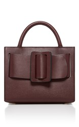 Boyy Bordeaux Small Bobby Crossbody Burgundy