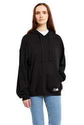 Richardson Lightweight Simple Hoodie Black