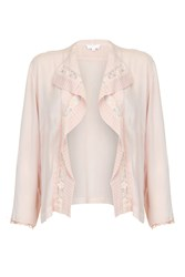 Ghost Simi Jacket Pink Nude