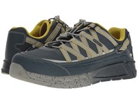 Keen Utility Asheville At Esd Midnight Navy Warm Olive Men's Work Lace Up Boots Blue