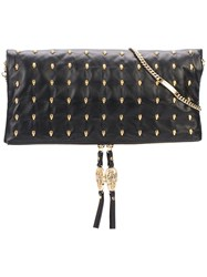 Thomas Wylde Rodeo Shoulder Bag Women Leather One Size Black