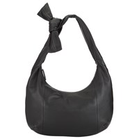 John Lewis Effie Shoulder Bag Black