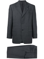 Romeo Gigli Vintage Two Piece Suit Grey