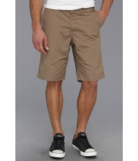 Rvca Americana Short Dark Khaki Men's Shorts