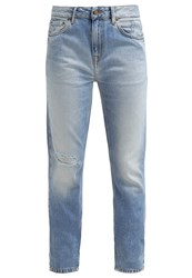 Pepe Jeans Freya Relaxed Fit Jeans Denim Destroyed Denim