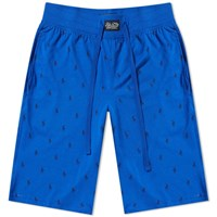 Polo Ralph Lauren All Over Pony Sleepwear Short Blue