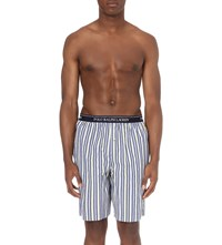 Ralph Lauren Striped Cotton Shorts Flynn Stripe