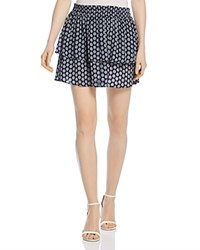 Scotch And Soda Double Layer Mini Skirt Combo D