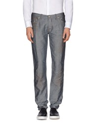 Paolo Pecora Man Trousers Casual Trousers Men Grey