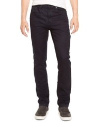 Kenneth Cole Reaction Knit Denim Slim 970 Jeans Dark Indigo