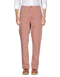 Suit Casual Pants Pastel Pink