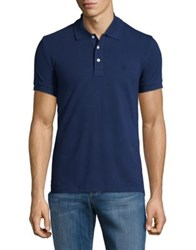 Brooks Brothers Cotton Polo Shirt Light Blue