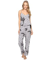 Josie Cosmos Jumpsuit Black White Women's Jumpsuit And Rompers One Piece