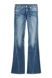 True Religion Flared Jeans Blue
