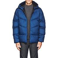 Goldwin Down Parka Royal Blue
