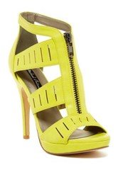 Michael Antonio Trysh Heel Sandal Yellow