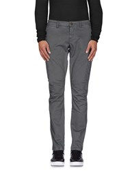 Maison Clochard Trousers Casual Trousers Men Lead