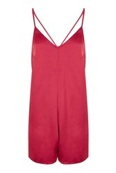 Motel Pampa Playsuit By Maroon