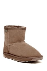 Emu Platinum Stinger Mini Genuine Fur Boot Beige