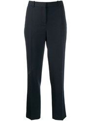 Givenchy Slim Tailored Trousers Blue