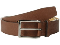 Cole Haan 35Mm Pebble Belt Cognac Men's Belts Tan