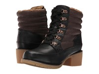 Durango Cabin 6 Lacer Black Women's Lace Up Boots
