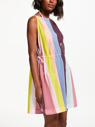 Ted Baker Penaree Rio Print Cover Up Pink Multi