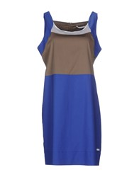 Brebis Noir Dresses Short Dresses Women Blue