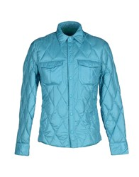 Bpd Be Proud Of This Dress Coats And Jackets Down Jackets Men Turquoise
