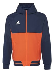 Adidas Performance Tiro Tracksuit Top Collegiate Navy Energy White Dark Blue