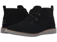Toms Mateo Chukka Boot Black Men's Lace Up Boots