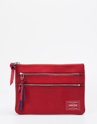 Head Porter Pouch Red