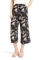 Women's Bp. Print Crop High Waist Pants