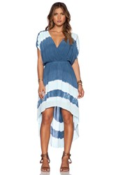 Gypsy 05 Hi Lo Dress Blue
