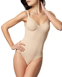 Wolford Mat De Luxe Forming Bodysuit White X Small D