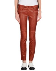 Isabel Marant Trousers Casual Trousers Women Brick Red