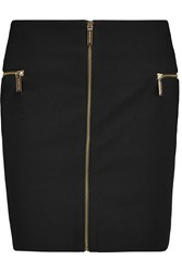 Michael Michael Kors Stretch Jersey Mini Skirt Black