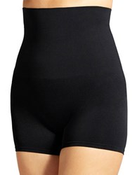 Jockey Slimmers High Waist Boyshorts Black