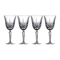 Waterford Marquis Maxwell Goblet Set Of 4