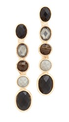 Adia Kibur Ellie Earrings Black Multi