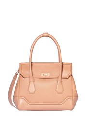 Modalu Hemingway Medium Tote Bag Dusty Pink