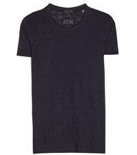 Atm Anthony Thomas Melillo Cotton T Shirt Blue