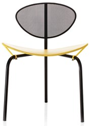 Gubi Nagasaki Dining Chair Black