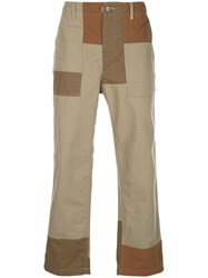 Engineered Garments Fatigue Loose Fit Trousers 60