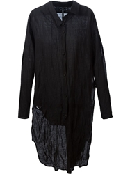 Barbara I Gongini Asymmetric Long Shirt