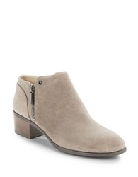 Karl Lagerfeld Natalie Suede Ankle Boots Grey