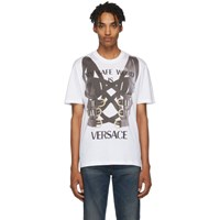 Versace White My Safe Word Is T Shirt