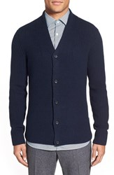 Men's J. Lindeberg 'Ville' Wool And Cotton Button Cardigan