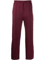 Kenzo Tech Jersey Track Trousers Red