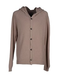 Laneus Knitwear Cardigans Men Dove Grey